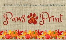 November Paws 'N Print