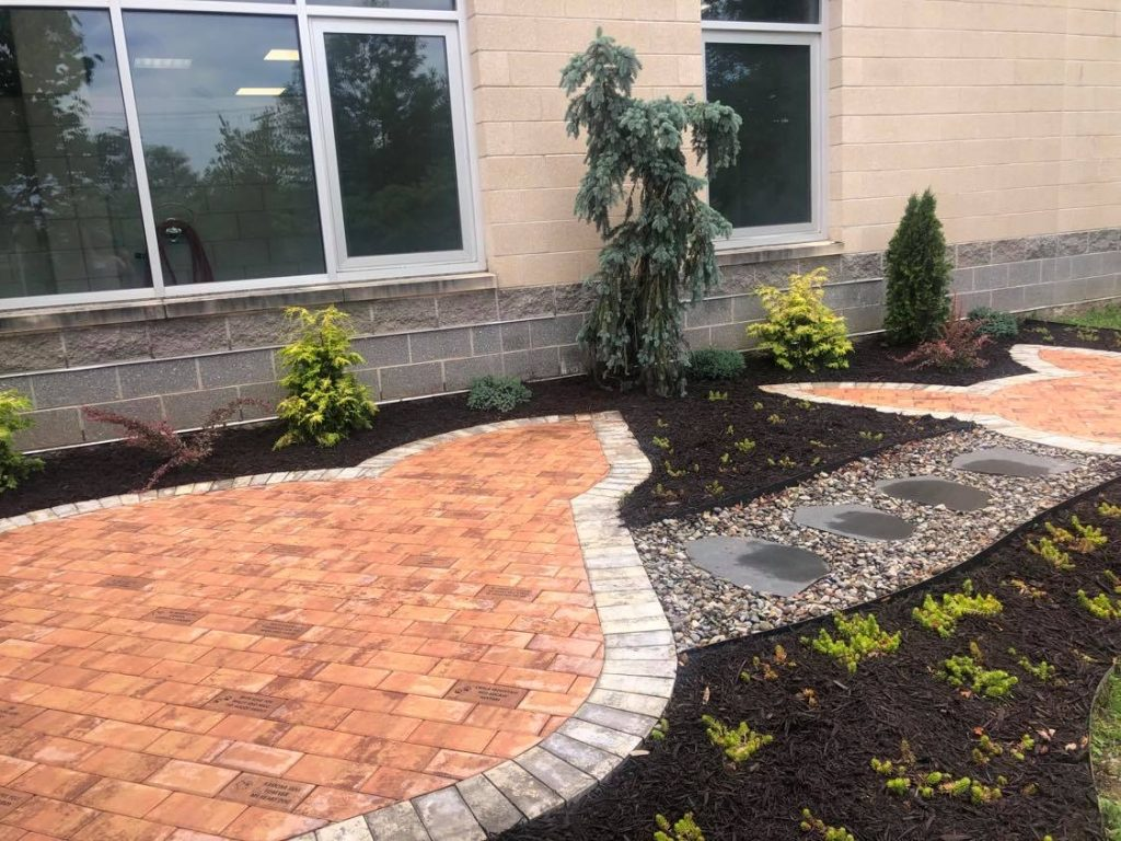 friends of fairfax county animal shelter tribute garden